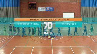 14/03/2020 CD Vedruna La Unión - FS Futsal PR7