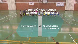 14/07/2018 C.D. El Palmar F.S. - Pinatar Arena C.F.S. Pinatar