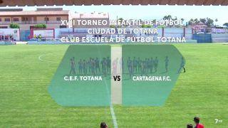 14/07/2018 C.E.F. Totana - Cartagena F.C.