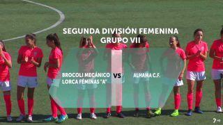 14/10/2017 Brócoli Mecánico VS Alhama CF