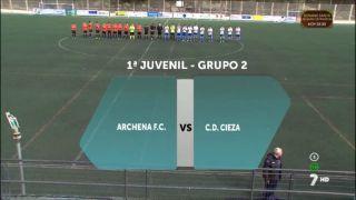 15/04/2017 Archena FC - CD Cieza