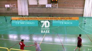 15/06/2019 C.B. San Lorenzo - C.B Murcia