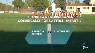 15/08/2016 S.Murcia Centro - S.Noroeste