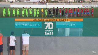 15/09/2018 E.F. Torre Pacheco - C.D. Cieza