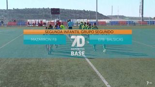 15/11/2020 Mazarrón FB - EFB Balsicas