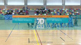 16-03-2019 FS Paulo Roberto - Atlético Cieza FS