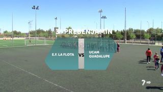 16/04/2016 E.F. La Flota - UCAM Guadalupe