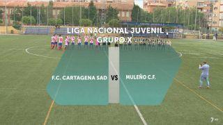 16/06/2018 FC Cartagena SAD - Muleño CF