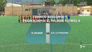 16/07/2016 El Palmar - La Vaguada Prebenjamín