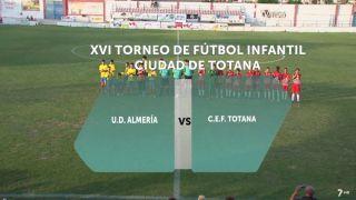 16/09/2017 Almería VS Totana
