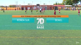 16/11/2019 Ronda Sur - Beniel