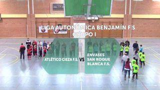 17/03/2018 Atlético Cieza F.S. - Envases San Roque Blanca F.S.