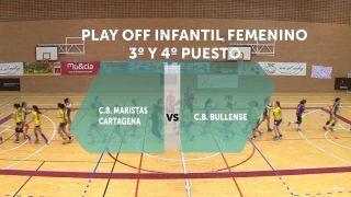 17/06/2017 C.B. Maristas vs C.B. Bullense