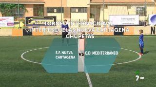 17/09/2016 Chupetas Cartagena VS Cartagena CD Mediterráneo