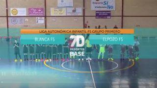 18/01/2020 Blanca FS - ElPozo FS