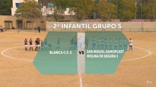 18/02/2017 Blanca CF - San Miguel Gamoplast Molina de Segura