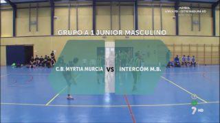 18/03/2017 CB Myrtia Murcia - Intercom MB