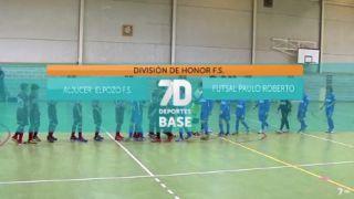18/05/2019 Aljucer El Pozo FS - Futsal Paulo Roberto