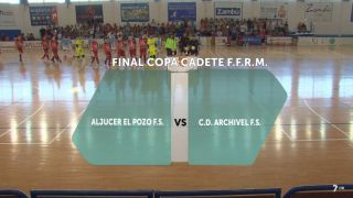 18/08/2018 Aljucer El Pozo F.S. - Archivel F.S.