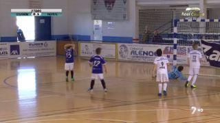 19/03/2016 Fútbol sala: C.F.S Pinatar - Pacote F.S