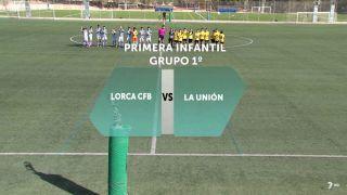 19/03/2018 Lorca CFB - La Unión