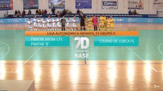 19/03/2020 Pinatar Arena CFS - Ciudad de Lorca FS