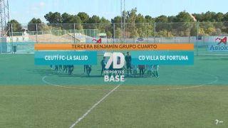 19/03/2021 Ceutí FC La Salud - CD Villa de Fortuna