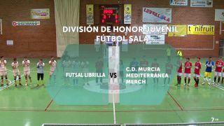19/05/2018 Futsal Librilla - C.D. Murcia Mediterránea Merch