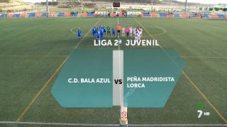 19/11/2016 C.D. Bala Azul - Peña Madridista Lorca