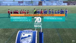 20/04/2019 Cantera Fútbol Lorca Deportiva