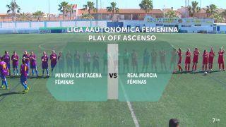 20/05/2017 Minerva Cartagena Féminas - Real Murcia Féminas
