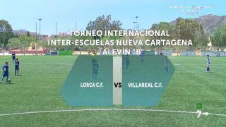 20/08/2016 Lorca CF Vs Villarreal CF