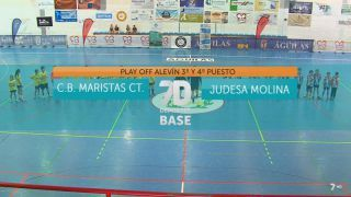 21/09/2019 C.B. Maristas CT. - Judesa Molina