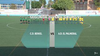 21/10/2017 C.D. Beniel - A.D. El Palmeral
