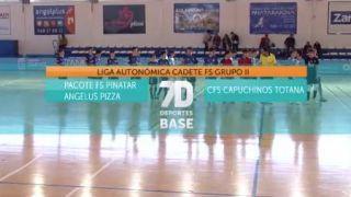 22/02/2020 Pacote FS Pinatar - CFS Capuchinos Totana