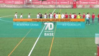 22/09/2018 Academia Grana - AD Guadalupe