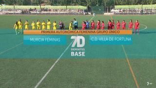23/02/2019 Murcia Féminas - C.D. Villa de Fortuna