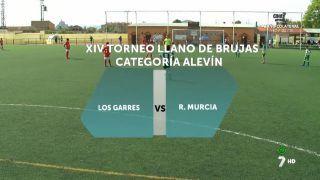 23/07/2016 Los Garres - Real Murcia