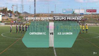 23/09/2017 Cartagena F.C. vs A.D. La Unión