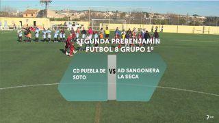 24/02/2018 Puebla de Soto - Sangonera la Seca