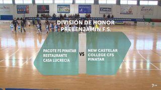 24/03/2018 Pacote FS Pinatar  - New Castelar College CFS Pinatar