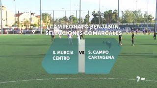 24/09/2016 S. Murcia Centro - S. Campo Cartagena