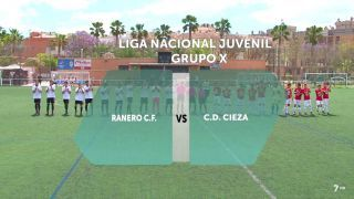 25/08/2018 Ranero C.F. - C.D. Cieza