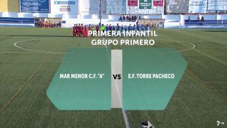 25/11/2017 Mar Menor VS Torre Pacheco