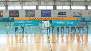 25/12/2018 CFS Pinatar Cash Framar - Futsal Infante