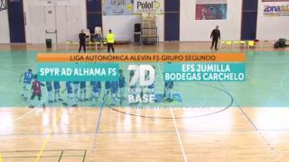 25/12/2019 SPYR AD Alhama - Jumilla Bodegas Carchelo