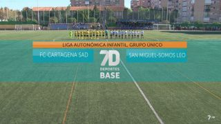 26/01/2019 FC Cartagena SAD - San Miguel Somos Leo