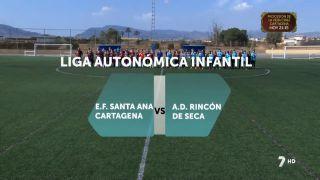 26/03/2016 Fútbol: E.F. Santa Ana Cartagena - A.D. Rincón de Seca