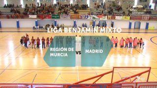 26/03/2016 Fútbol Sala: Región de Murcia - Madrid