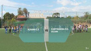 26/05/2018 Alhama C.F. - Carmen F.C. UCAM